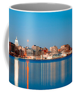 Madison Skyline Coffee Mug