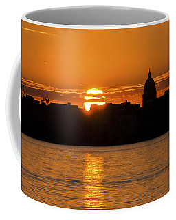Madison Sunset Coffee Mug