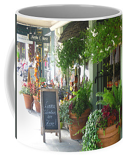 Madison Valley Street Scene 2 Coffee Mug by David Trotter