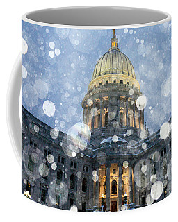 Madisonian Winter Coffee Mug