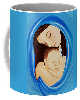 Madonna Of The Sea Coffee Mug