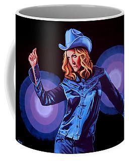 Madonna Painting Coffee Mug