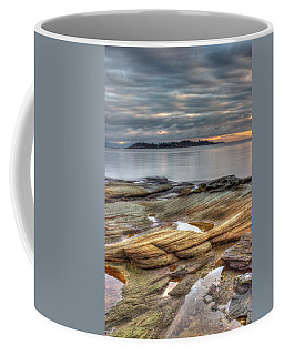 Madrona Sunrise Coffee Mug by Randy Hall