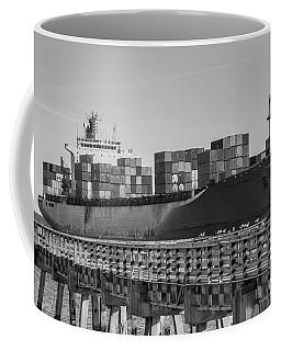 Maersk Shipping Line Coffee Mug