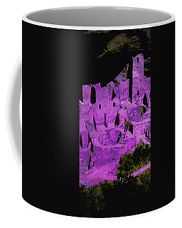 Magenta Dwelling Coffee Mug