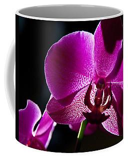Magenta Orchid Coffee Mug