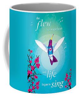Magic Heart Coffee Mug