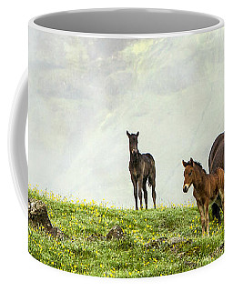 Magic In The Mist Coffee Mug