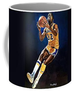 Magic Johnson Coffee Mugs
