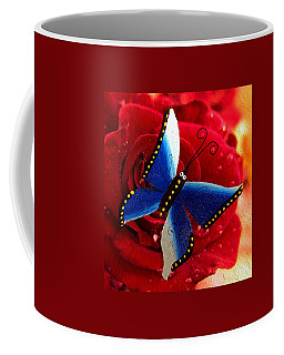 Magic On The Wall Coffee Mug
