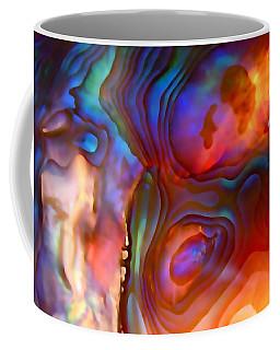 Magic Shell 2 Coffee Mug by Rona Black