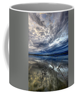 Magical Lake - Vertical Coffee Mug