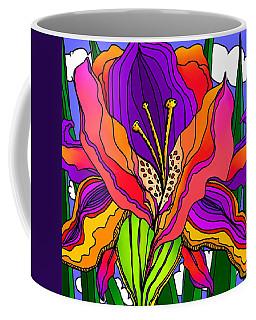 Magical Mystery Garden Coffee Mug