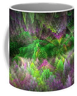 Magical Mystery Woods Coffee Mug by Svetlana Nikolova