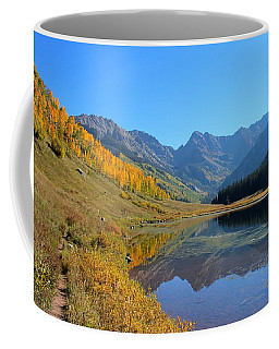 Magical View Coffee Mug by Fiona Kennard