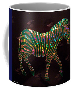 Magical Zebra  Coffee Mug by Suhas Tavkar