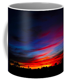Coffee Mug featuring the photograph Magnetic Dawn by Mark Blauhoefer