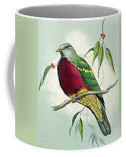 Magnificent Fruit Pigeon Coffee Mug