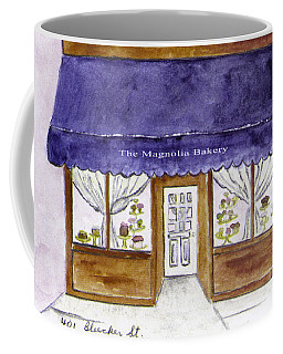 Magnolia Bakery In Greenwich Village Coffee Mug