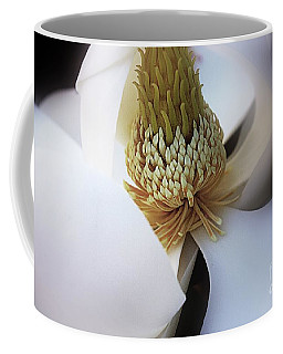 Magnolia Close Up Coffee Mug