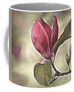 Magnolia Glow Coffee Mug