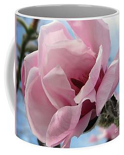 Magnolia In Spring Coffee Mug