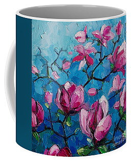 Magnolias For Ever Coffee Mug