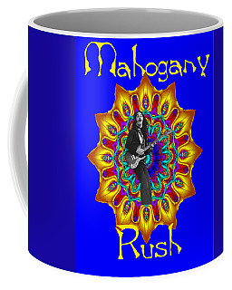 Mahogany Rush Art 1 Coffee Mug