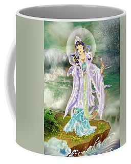 Malang Guanyin Coffee Mug by Lanjee Chee