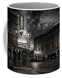 Main And Exchange Bw Coffee Mug