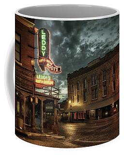 Main And Exchange Coffee Mug by Joan Carroll