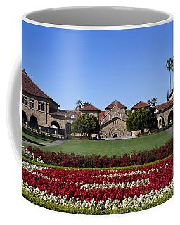Main Quad Stanford California Coffee Mug