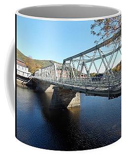 Main Street Bridge Shelbourne Falls  Coffee Mug