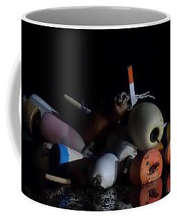 Maine After Dark Coffee Mug