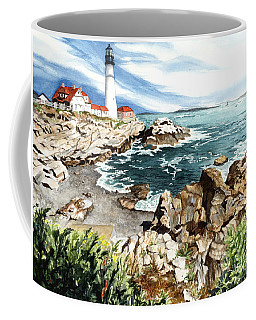 Maine Attraction Coffee Mug