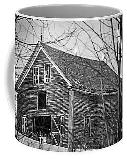 Maine Barn Coffee Mug