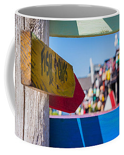 Coffee Mug featuring the photograph Maine Lobster by Robert Bellomy