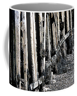 Maine Pier Coffee Mug