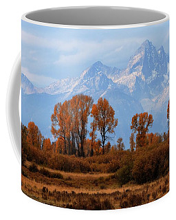 Majestic Backdrop Coffee Mug