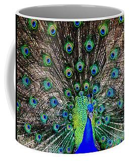 Majestic Blue Coffee Mug