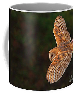 Coffee Mug featuring the photograph Majestic Flight by Beth Sargent