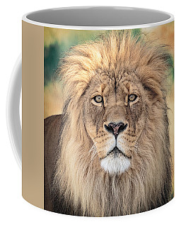 Majestic King Coffee Mug by Everet Regal