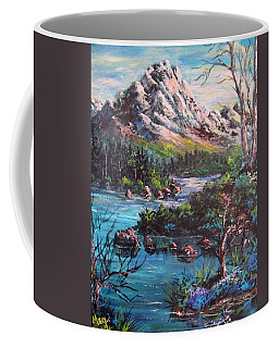Majestic Coffee Mug by Megan Walsh