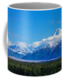 Majestic Mt Mckinley Coffee Mug