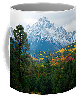 Majestic Mt. Sneffels Coffee Mug