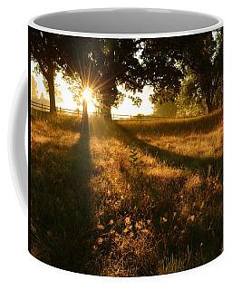 Majestic Oaks Sunrise Coffee Mug