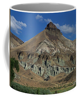 Coffee Mug featuring the photograph Majestic Rimrock by Chalet Roome-Rigdon