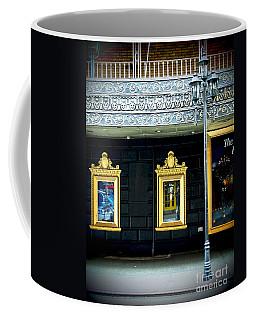 Majestic Theatre Lightpost Coffee Mug