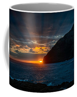 Makapuu Sunrise Coffee Mug