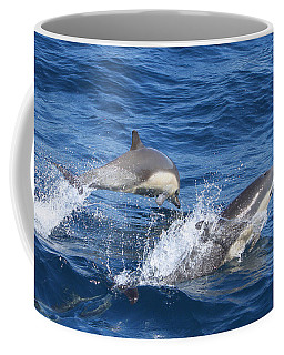 Make A Splash Coffee Mug by Shoal Hollingsworth